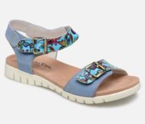 Docbbyo 039 Sandalen in blau