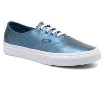 Authentic Decon W Sneaker in blau
