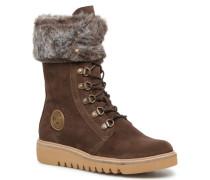 Myna Stiefeletten & Boots in braun