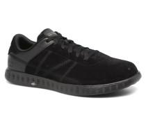 Onthego Glide Sharp Sneaker in schwarz