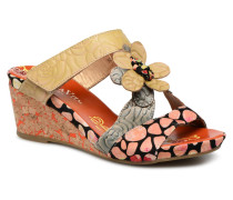 VANUA Clogs & Pantoletten in orange