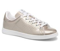 Deportivo Charol Sneaker in grau