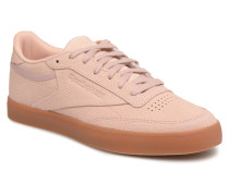 Club C 85 Fvs Ps Desert Sneaker in rosa
