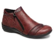 Mathéa R7671 Stiefeletten & Boots in weinrot