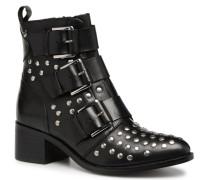 46165 Stiefeletten & Boots in schwarz