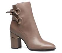 Ross Calf Stiefeletten & Boots in grau
