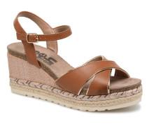 Wuge Sandalen in braun