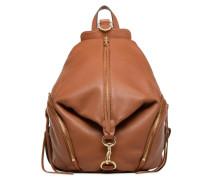 Julian Backpack Rucksäcke für Taschen in braun