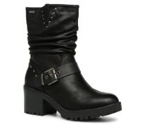 57527 Stiefeletten & Boots in schwarz
