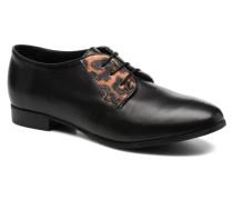 Lapra Schnürschuhe in schwarz