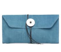 S54WF0017 Portemonnaies & Clutches für Taschen in blau