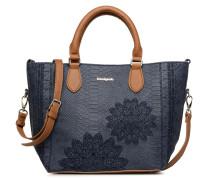 AQUILES FLORIDA Handtasche in blau