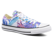Chuck Taylor All Star Ox Tropical Print W Sneaker in mehrfarbig