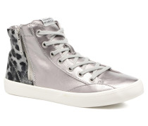 CLINTON SUE Sneaker in silber