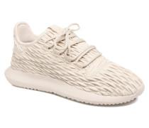 Tubular Shadow Sneaker in beige