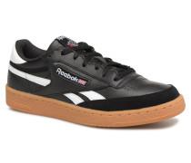 Revenge Plus Gum Sneaker in schwarz