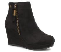 63718 Stiefeletten & Boots in schwarz