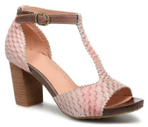 VERTEX Pumps in rosa