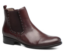 Angy Stiefeletten & Boots in weinrot