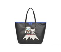 Mountain Holiday shopper Handtasche in schwarz
