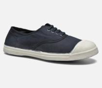 Tennis Lacets H Sneaker in schwarz