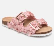 Flora Clogs & Pantoletten in rosa