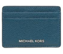 Money Pieces Card Holder in blau