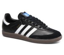 Samba Og Sneaker in schwarz