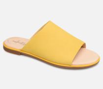 BAY PETAL Clogs & Pantoletten in gelb