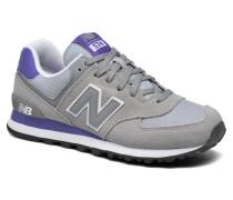 WL574 Sneaker in grau