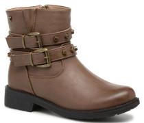 63838 Stiefeletten & Boots in braun