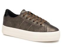 Plato Sneaker in goldinbronze