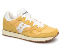 Dxn Trainer Vintage W Sneaker in gelb