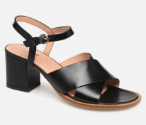 INFINITY TALON Sandalen in schwarz
