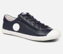 Bump C Sneaker in blau