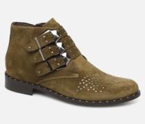 L.5.ELUCY Stiefeletten & Boots in grün