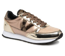 Deportivo Ciclista Metal Sneaker in goldinbronze