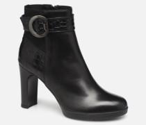 DANNYAHIGH4 Stiefeletten & Boots in schwarz