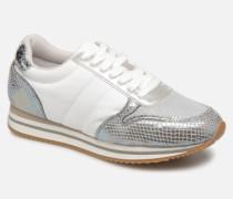 LONDRES Sneaker in silber