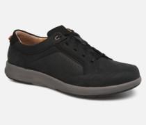 UN TRAIL FORM Sneaker in schwarz