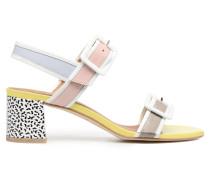 Pastel Belle #4 Sandalen in mehrfarbig