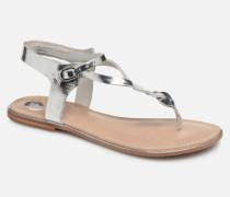 40529 Sandalen in silber