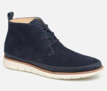Echo Desert Stiefeletten & Boots in blau