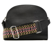 Sunday Moon Crossbody Handtasche in schwarz