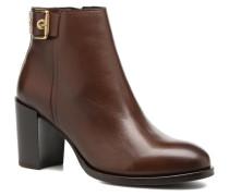 Penelope 18A Stiefeletten & Boots in braun