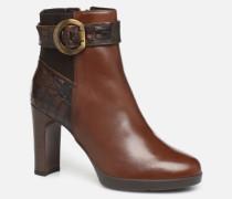 DANNYAHIGH Stiefeletten & Boots in braun