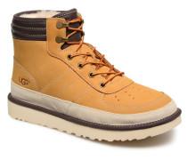 M Highland Sport Stiefeletten & Boots in beige