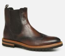 RICHARDS HAUTE DARK BROWN Stiefeletten & Boots in braun