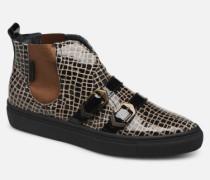 YardinC F4C Stiefeletten & Boots in braun