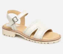 REENLAND Sandalen in weiß
